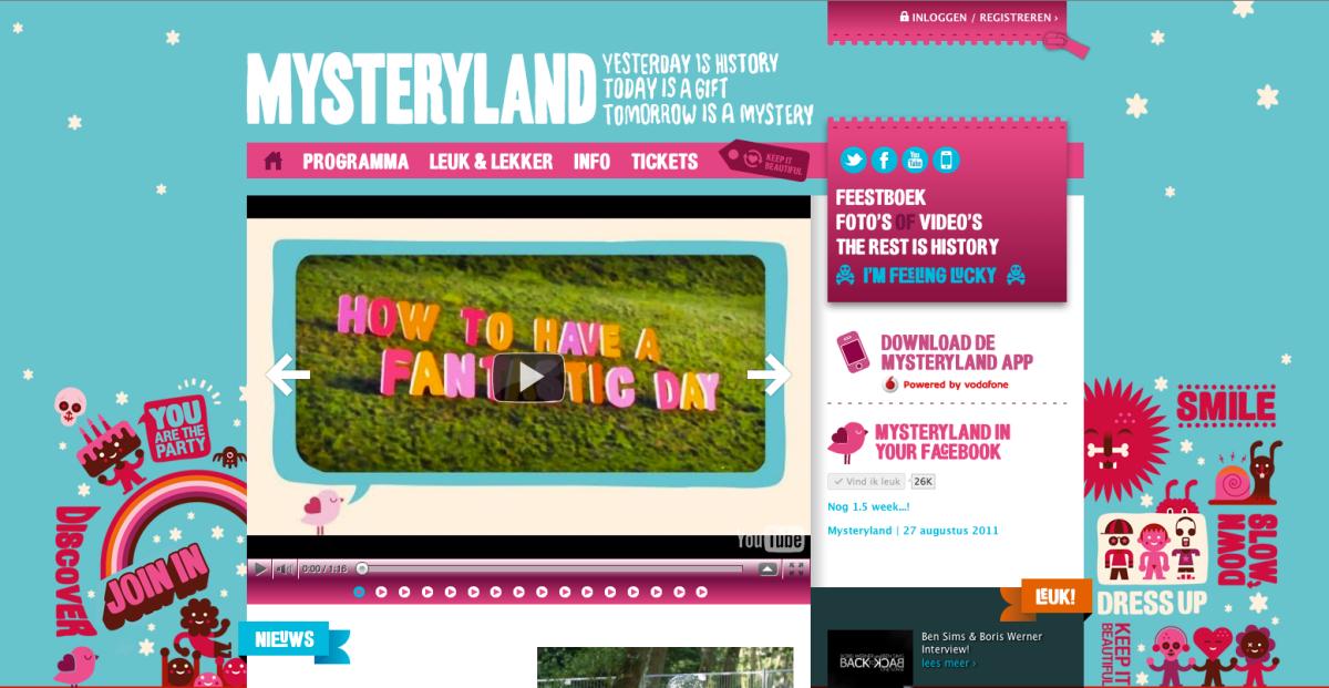 Mysteryland 2011