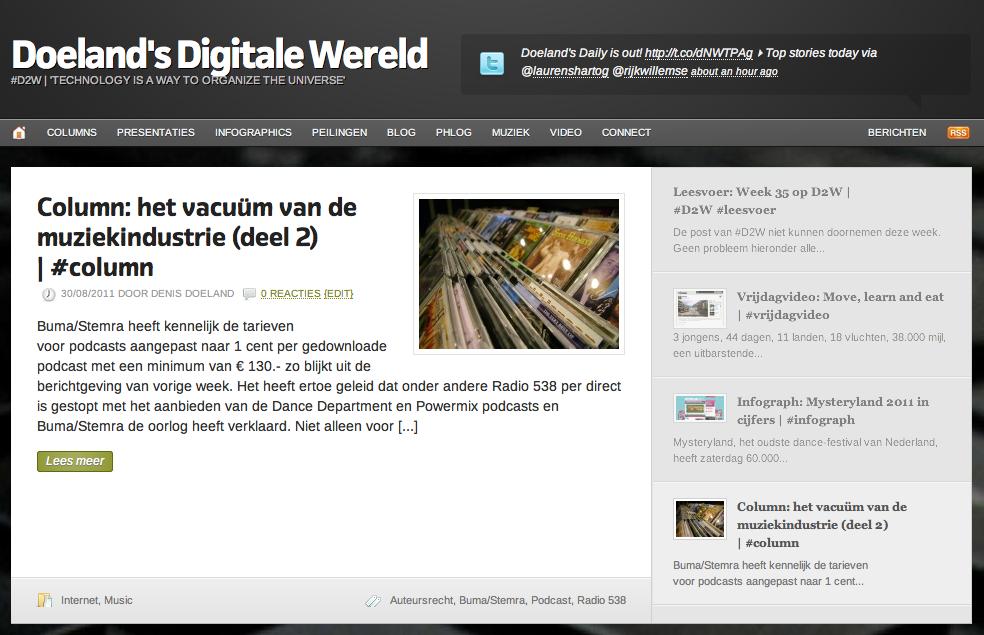 Leesvoer week 35 - Doelands Digitale Wereld