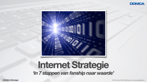 Internet Strategie in 7 stappen.001