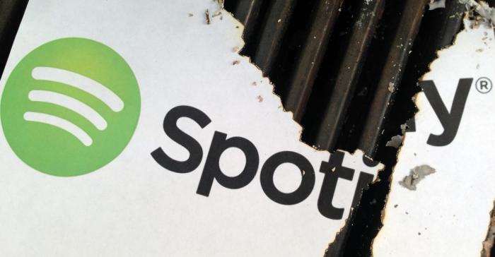 Achtergrond: Spotify als zondebok voorverandering