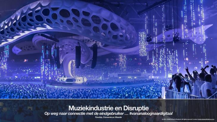 Muziekindustrie en Disruptie.001