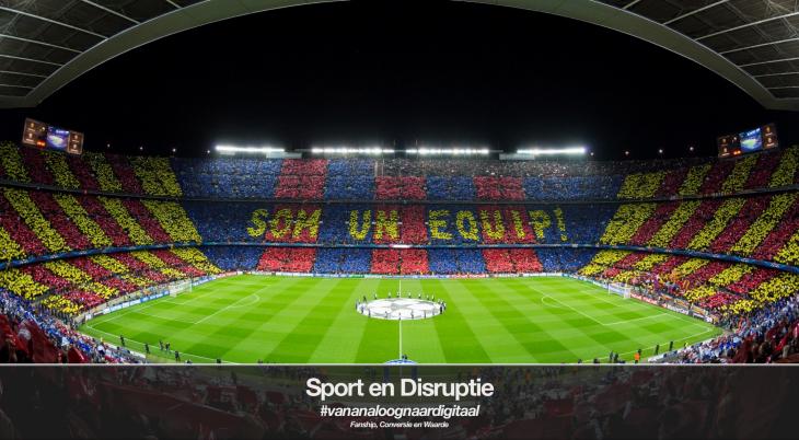 Sport en Disruptie