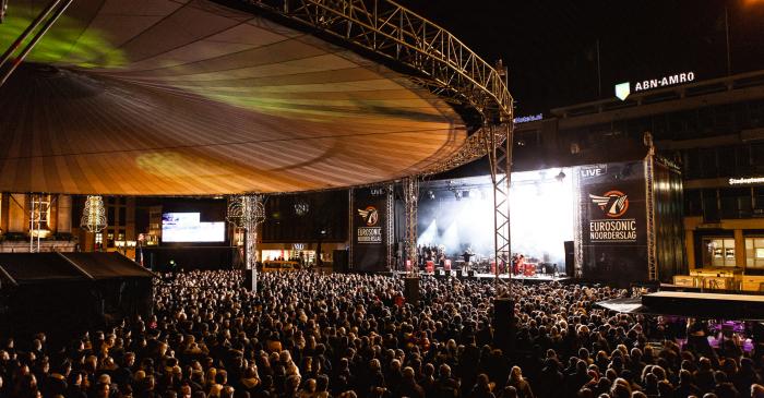 Data: de digitale reputatie van acts op Eurosonic Noorderslag2016