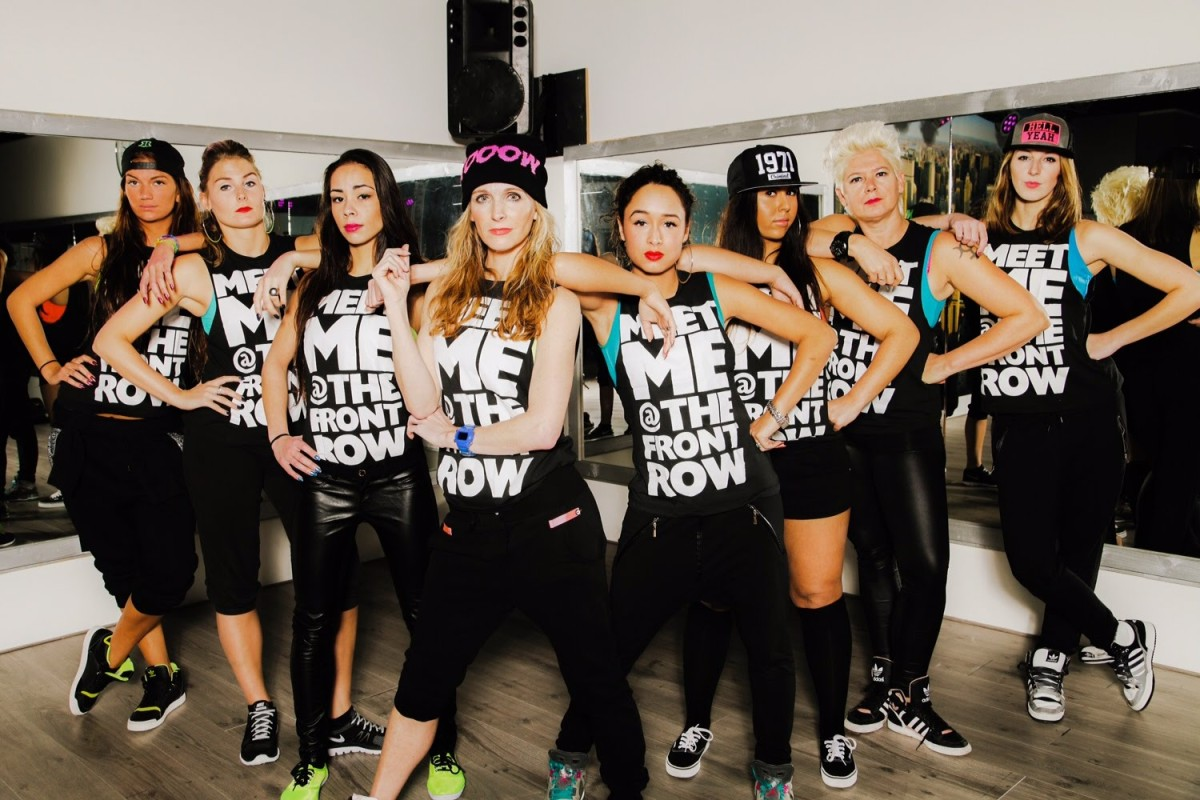 Saskias Dansschool YouTubers Augustus 2016